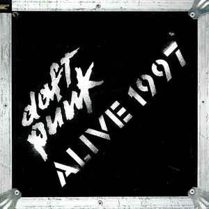 Daft Punk - Alive 1997 (LP, 180gm)
