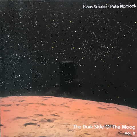 Klaus Schulze • Pete Namlook - The Dark Side Of The Moog Vol 8 (2xLP)