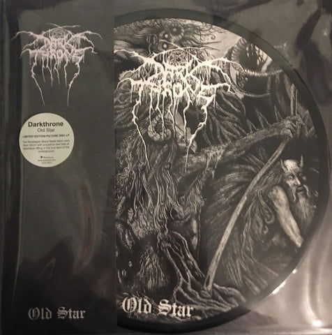 Darkthrone - Old Star (LP, Picture Disc)