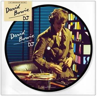 "David Bowie - DJ (7"" Picture Disc)"