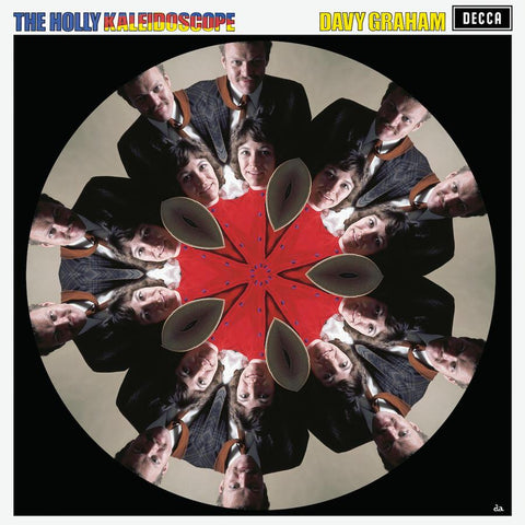 [RSD20] Davy Graham - The Holly Kaleidoscope (LP, Kaleidoscope effect vinyl)
