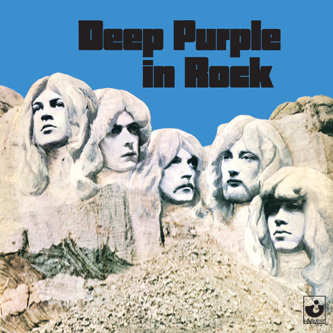 Deep Purple - In Rock (Remaster) (LP, 180g Purple Gatefold Vinyl)