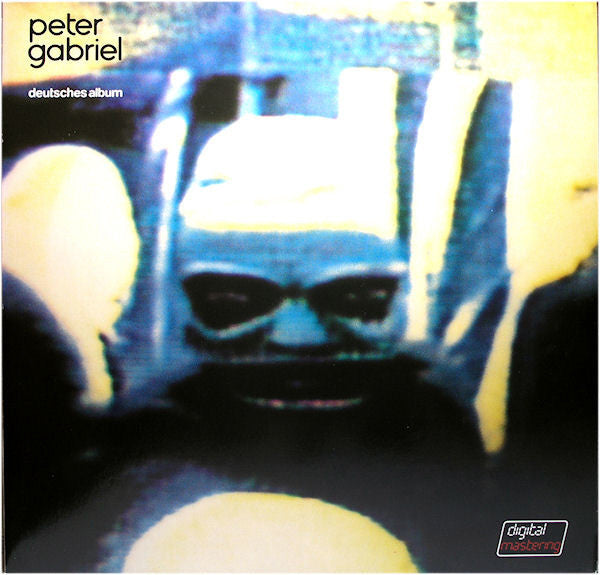 Peter Gabriel - Deutsches Album (2x180g LP, half speed remaster)