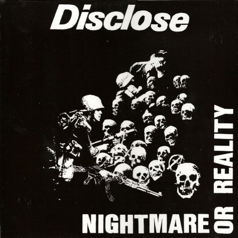 Disclose - Nightmare or Reality (LP)