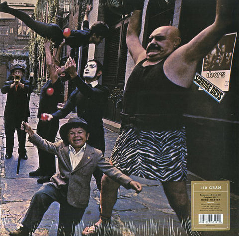 Doors, The - Strange Days (LP, 180gm, Mono Remaster)