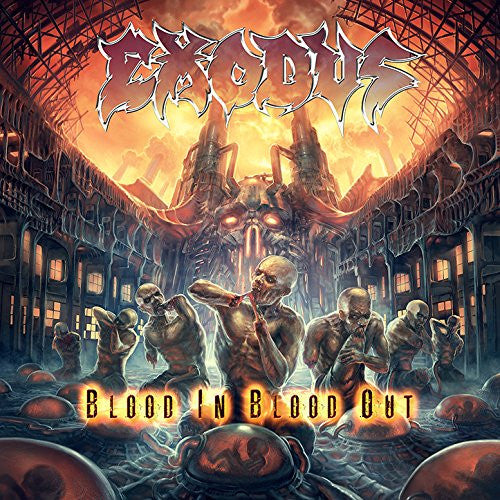 Exodus - Blood In Blood Out LP