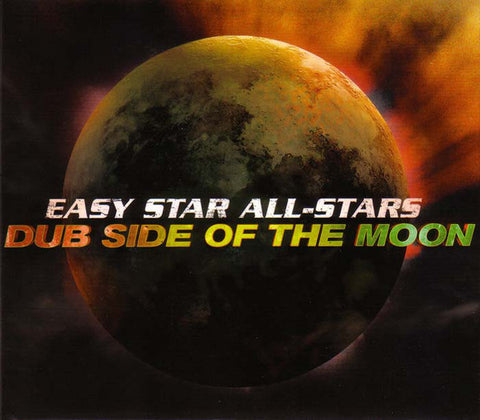Easy Star All-Stars - Dub Side Of The Moon (LP, Green Vinyl)