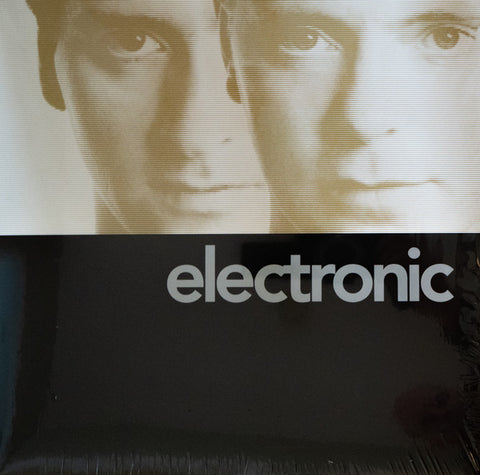 Electronic (Marr & Sumner) - Electronic (LP, 2020 Reissue)