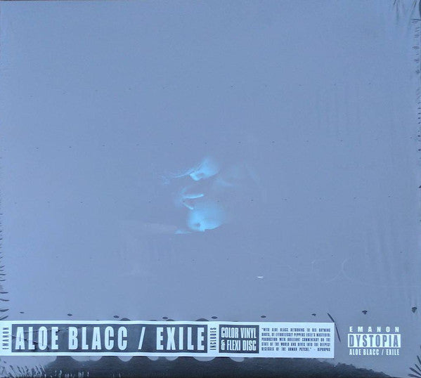Emanon (Aloe Blacc & Exile) - Dystopia (Blue Vinyl LP + Flexi Disc)
