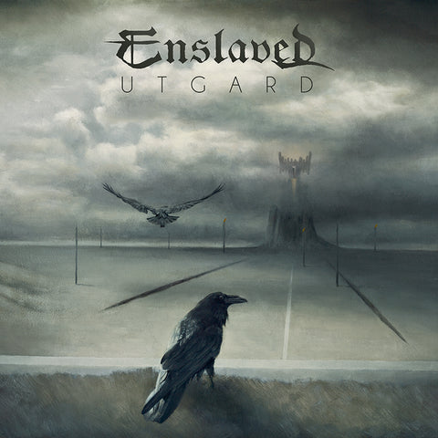 Enslaved - Utgard (2xLP, Transparent Green vinyl)