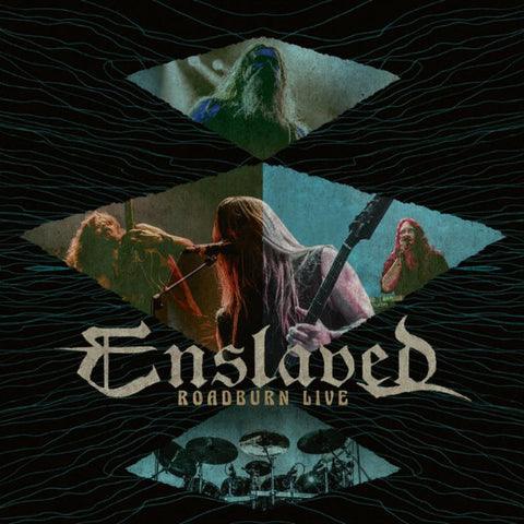 Enslaved - Roadburn Live (2xLP, Green Vinyl)