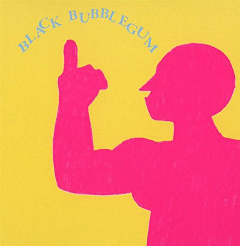 Eric Copeland - Black Bubblegum (LP+CD, Pink Vinyl)