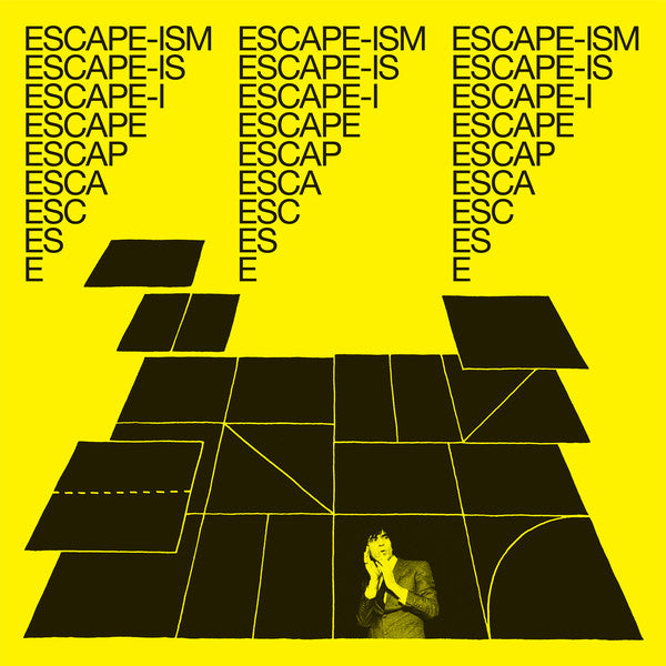 Escape-Ism - Introduction To (LP, White Vinyl)