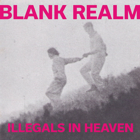 Blank Realm - Illegals In Heaven (CD)