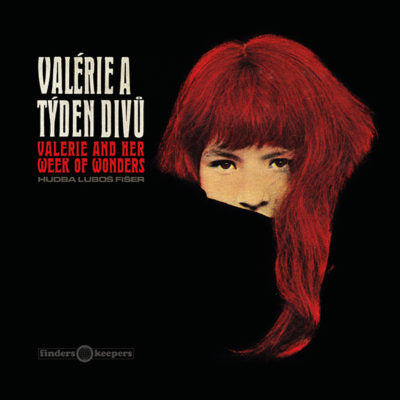 Lubos Fiser (Lubosh Fisher) - Valerie And Her Week Of Wonders (LP)