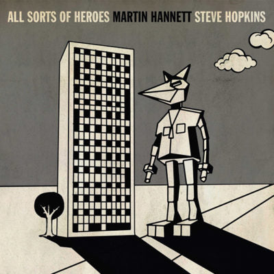 "Martin Hannett & Steve Hopkins - All Sorts Of Heroes (7"")"