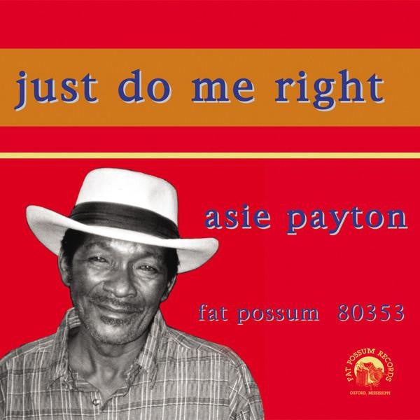 Asie Payton - Just Do Me Right (LP, 2016 Reissue)