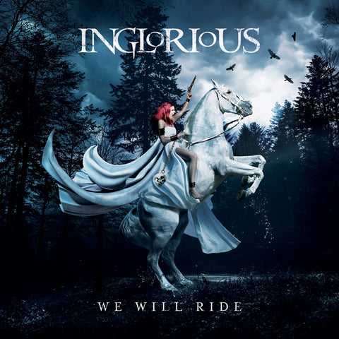 Inglorious - We Will Ride (LP, white vinyl)