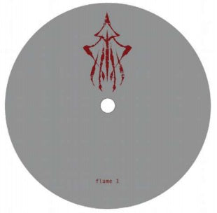 "Flame 1 (aka The Bug & Burial) - Fog / Shrine (12"")"