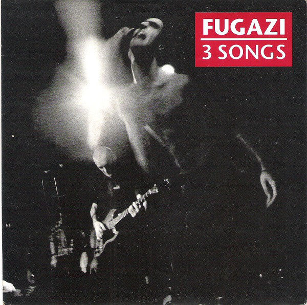 "Fugazi - Three Songs (7"")"