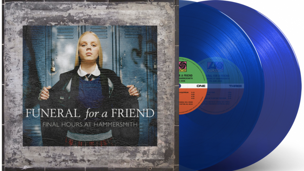 Funeral For A Friend - Final Hours At Hammersmith (2xLP)