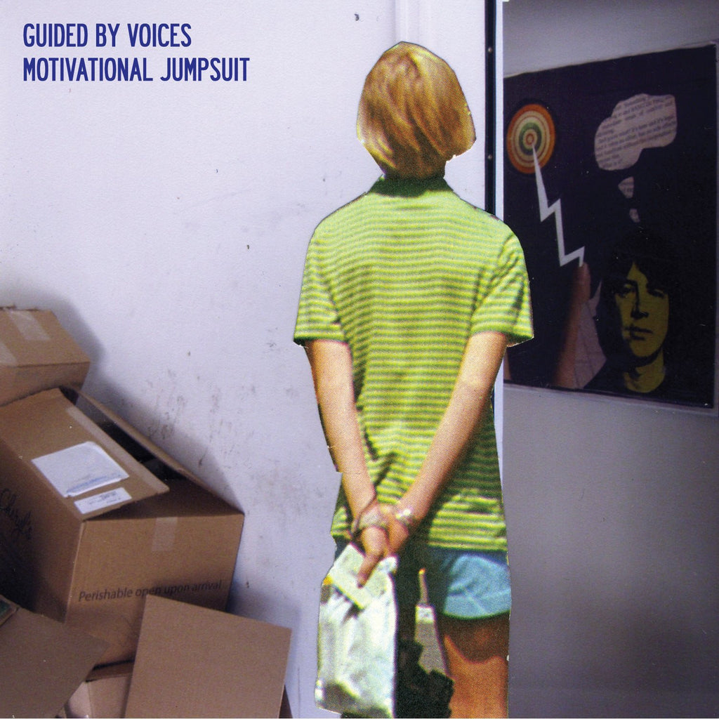 Guided By Voices - Motivational Jumpsuit LP