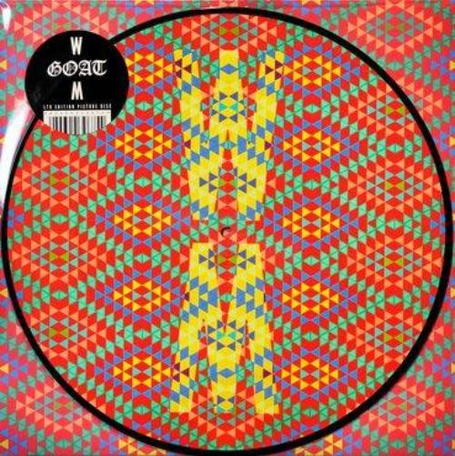 Goat - World Music (LP, Picture Disc)