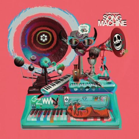 Gorillaz - Song Machine: Season One - Strange Timez (2xLP + 1CD, Book, Deluxe Edition)