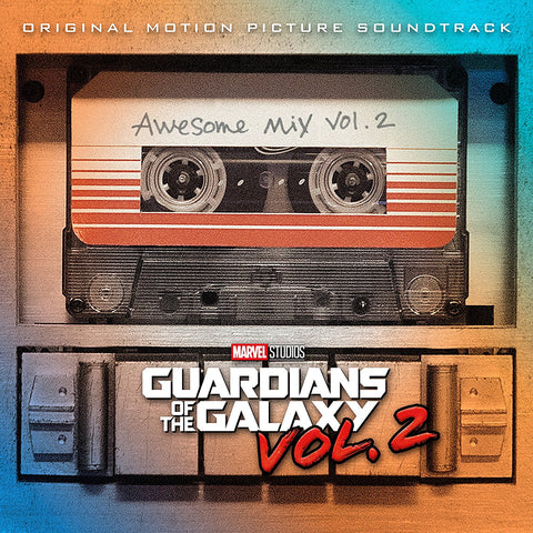 PREORDER - Various - Guardians Of The Galaxy 2 (OST & Score) (2xLP)