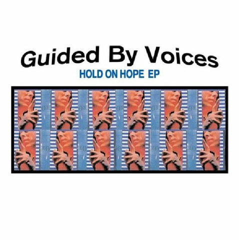 "[RSD20] Guided By Voices - Hold On Hope (10"" Clear vinyl)"