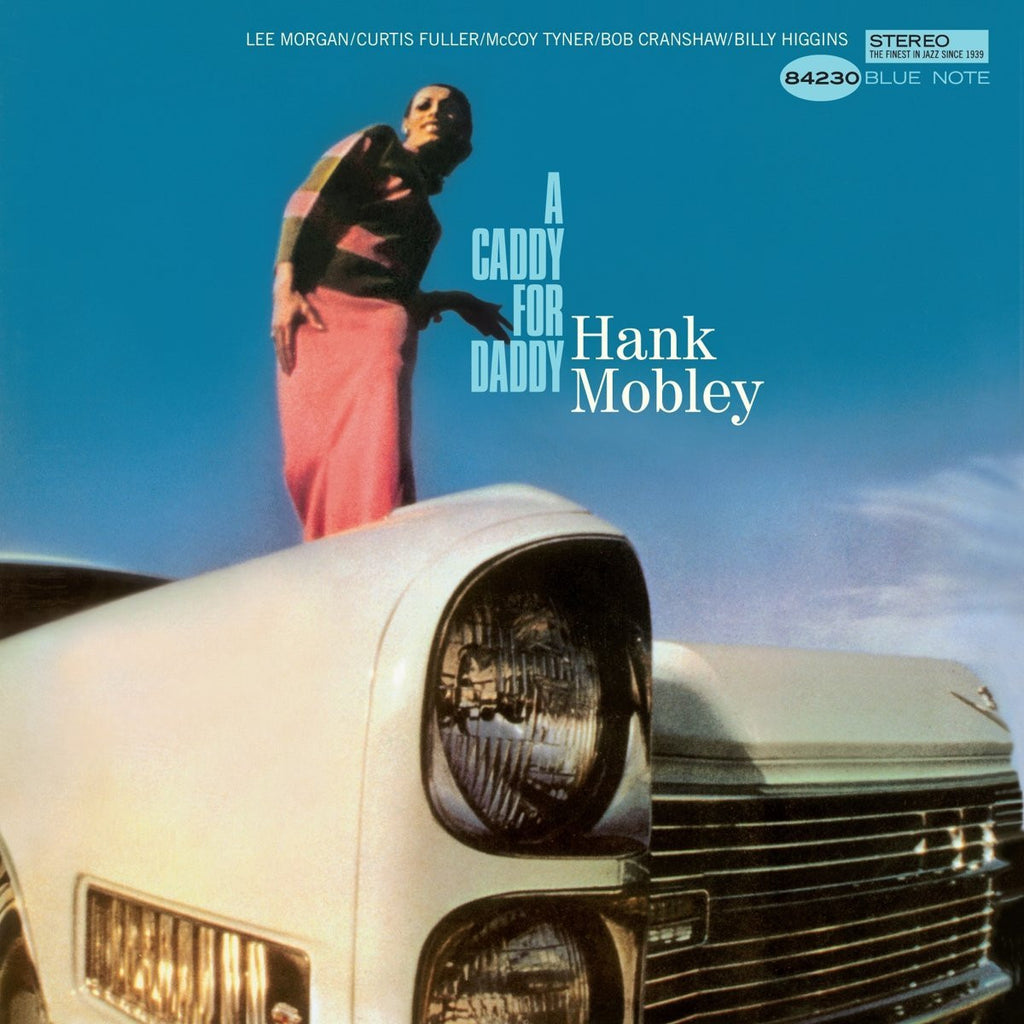 Hank Mobley - A Caddy For Daddy (LP, 180gm)