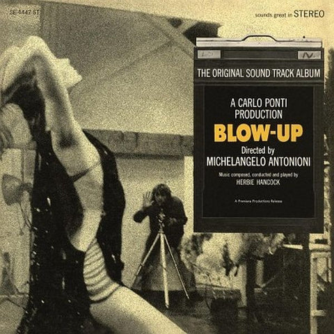 Herbie Hancock - Blow-Up (OST) (LP, 180gm)