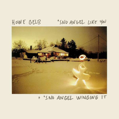 Howe Gelb - Sno Angel Like You / Winging It (Live) (2xLP)