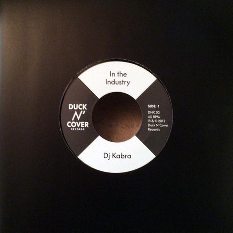 "Dj Kabra - Backyard / In The Industry (7"")"