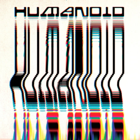 Humanoid - Built By Humanoid (LP)