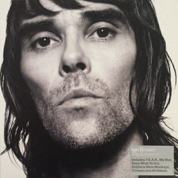 Ian Brown - The Greatest (2xLP)