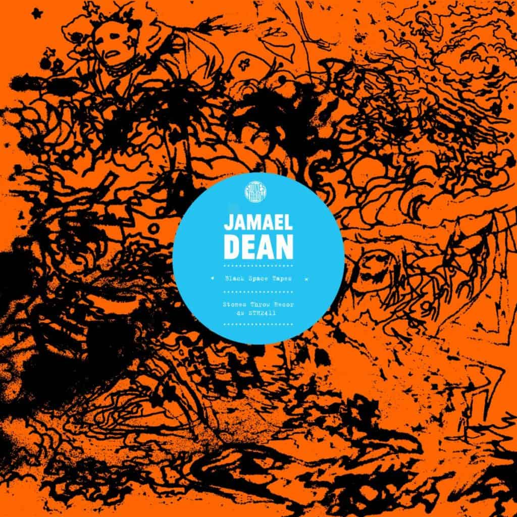 Jamael Dean - Black Space Tapes (LP)