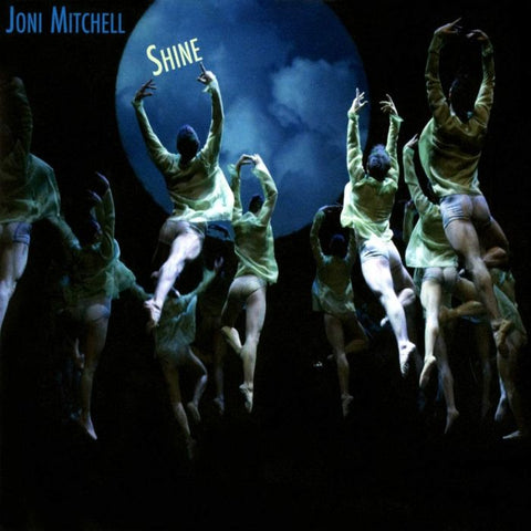 Joni Mitchell - Shine (LP, 2020 Reissue)