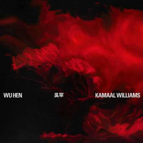 Kamaal Williams - Wu Hen (LP, Indies Red vinyl)