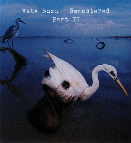 Kate Bush - Remastered Part 2 (11xCD Boxset)
