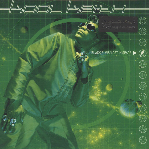 Kool Keith - Black Elvis / Lost In Space (2xLP, 180gm)