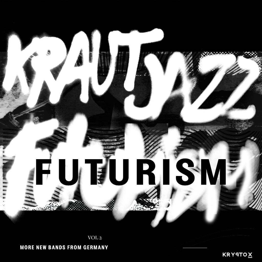 Various - Mathias Modica Pres. Kraut Jazz Futurism Vol. 2 (2xLP)