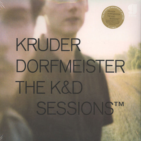 Kruder & Dorfmeister - The K&D Sessions (5xLP)