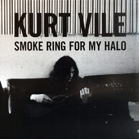 Kurt Vile - Smoke Rings For My Halo (LP)