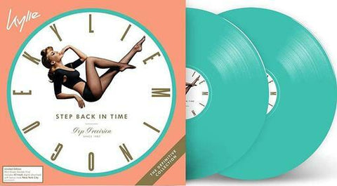Kylie Minogue - Step Back In Time (2xLP, Mint Green vinyl)
