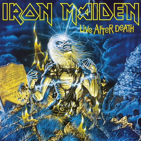 Iron Maiden - Live After Death (2xCD)
