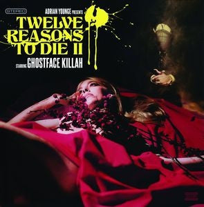 Ghostface Killah & Adrian Younge - Twelve Reasons To Die II