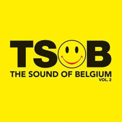 The Sound of Belgium Vol. 2 - V/A 4 CD Collection