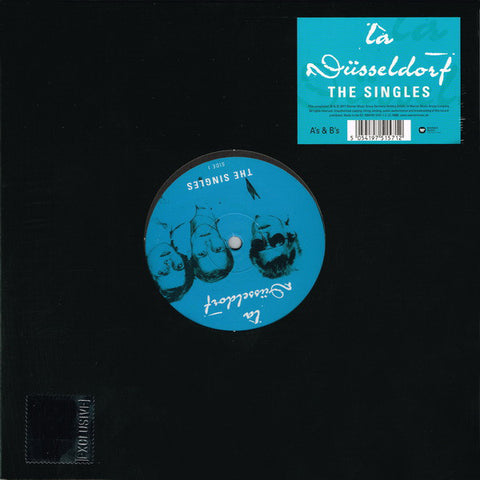 "La Düsseldorf - The Singles (10"")"