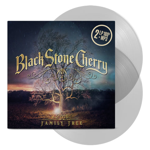 Black Stone Cherry - Family Tree (2xLP, Indies Only Clear Vinyl)